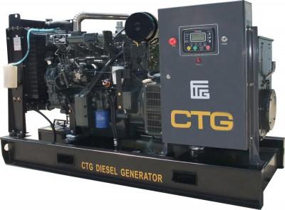 Дизельный генератор CTG AD-150RE