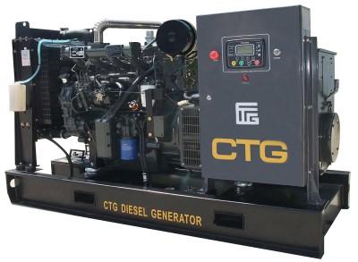 Дизельный генератор CTG AD-345SD