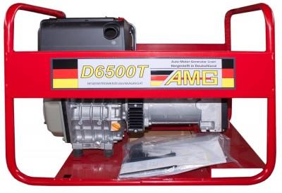 Дизельный генератор AMG D 6500T