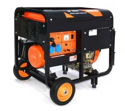 Дизельный генератор MVAE ДГ 5500