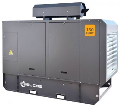 Дизельный генератор Elcos GE.FA.175/160.LT с АВР