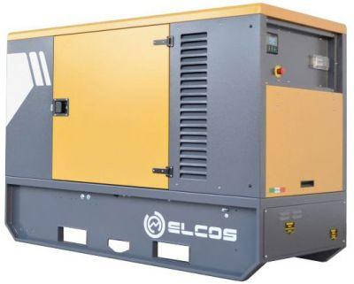Дизельный генератор Elcos GE.PK.017/015.SS с АВР