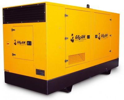 Дизельный генератор Gesan DPAS 110 E