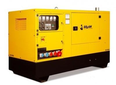 Дизельный генератор Gesan DPAS 15E MF АВР