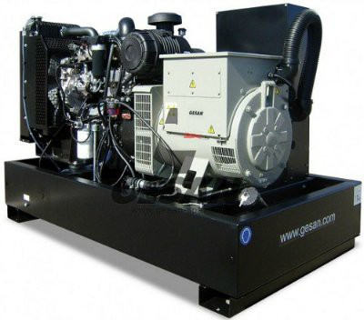 Дизельный генератор Gesan DPB 90E