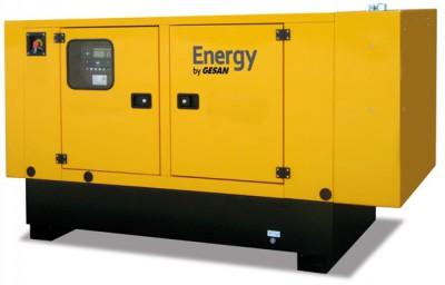 Дизельный генератор Gesan DVBS 165E с АВР