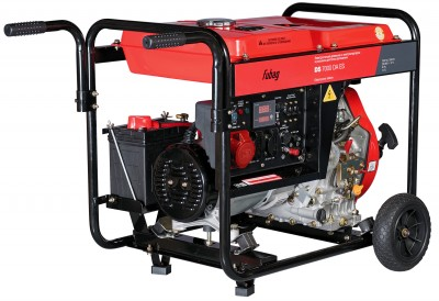 Дизельный генератор Fubag DS 7000 DA ES с АВР