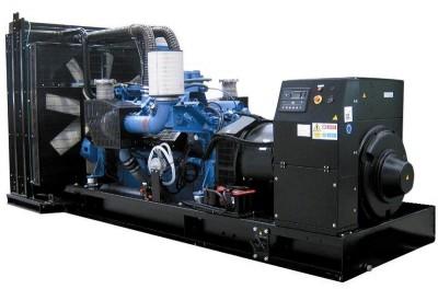 Дизельный генератор Gesan DTA 1400 E