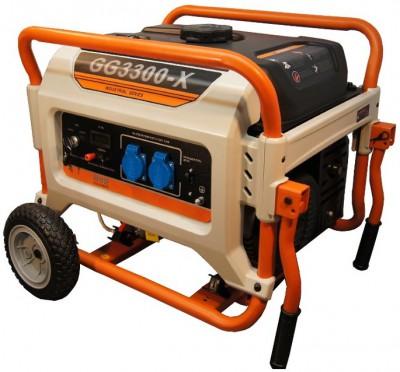 Газовый генератор REG E3 POWER GG3300-X