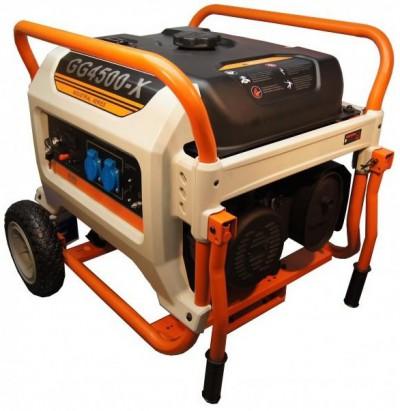 Газовый генератор REG E3 POWER GG4500-X