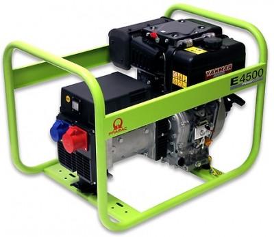Дизельный генератор Pramac E4500