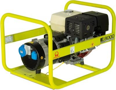 Бензиновый генератор Pramac E8000