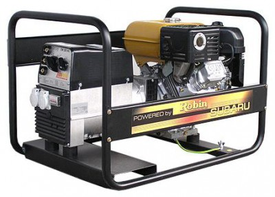 Бензиновый генератор Energo EB 6.5/400-W220R