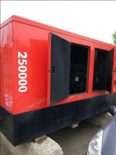 Дизельный генератор Energo ED 250/400 IV в кожухе