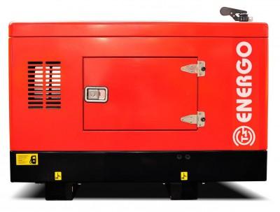 Дизельный генератор Energo ED 8/400 Y-SS с АВР