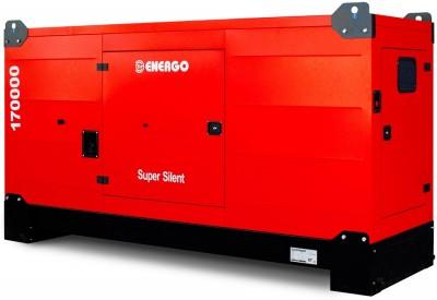 Дизельный генератор Energo EDF 170/400 IV S с АВР