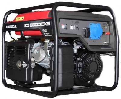 Бензиновый генератор Honda EG 5500 CXS