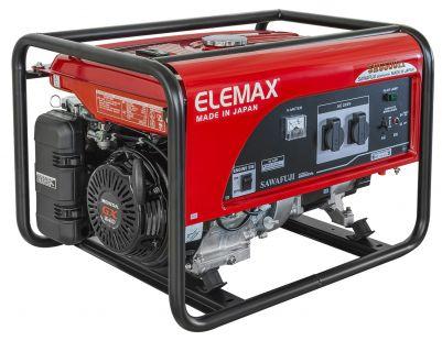 Бензиновый генератор Elemax SH 6500 EX-RS с АВР
