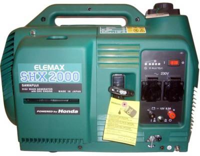 Бензиновый генератор Elemax SHX2000
