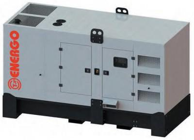 Дизельный генератор Energo EDF 200/400 IV S с АВР