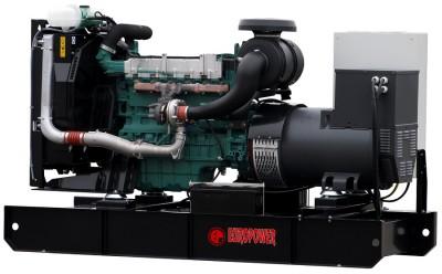 Дизельный генератор EuroPower EP 150 TDE с АВР