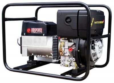 Сварочный генератор EuroPower EP 220 DXE