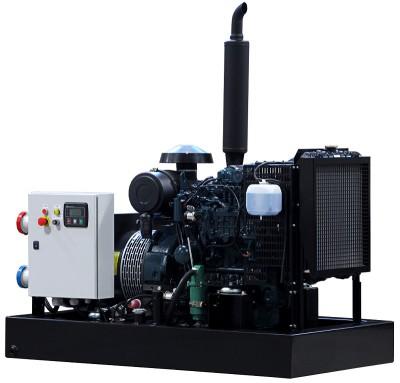 Дизельный генератор EuroPower EP 44 TDE