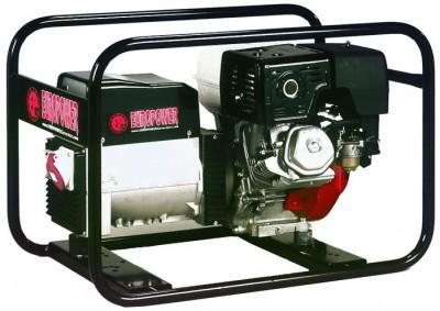 Бензиновый генератор EuroPower EP 6500 T 3X230V