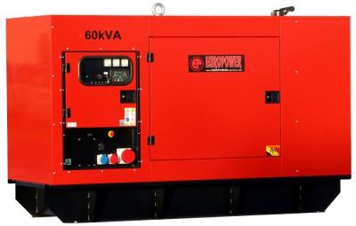 Дизельный генератор EuroPower EPS 150 TDE
