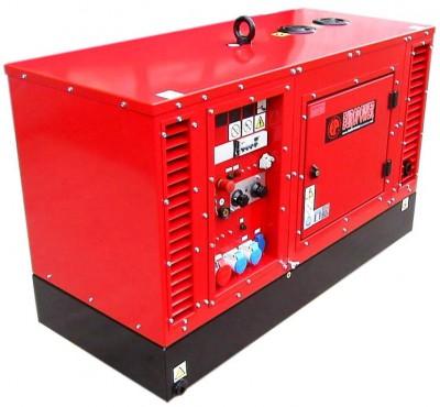 Сварочный генератор EuroPower EPS 230 DXE DC