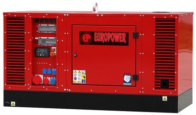 Дизельный генератор EuroPower EPS 44 TDE