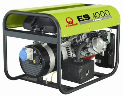 Бензиновый генератор Pramac ES4000