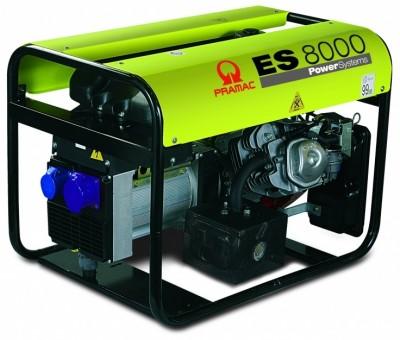 Бензиновый генератор Pramac ES8000