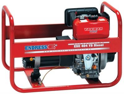 Дизельный генератор Endress ESE 404 YS