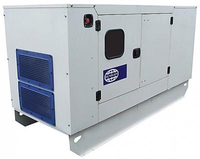 Дизельный генератор FG Wilson F125-1 в кожухе