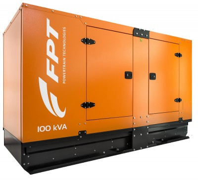Дизельный генератор FPT GS NEF200 n с АВР