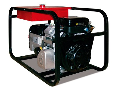 Бензиновый генератор Gesan G 10 TFV L АВР
