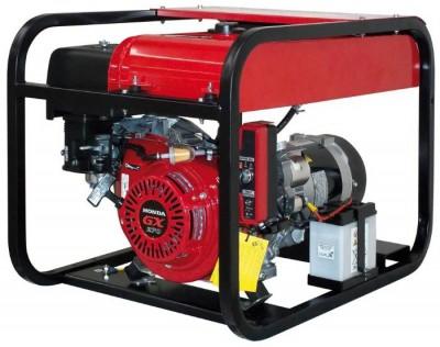 Бензиновый генератор Gesan G 5000 H L