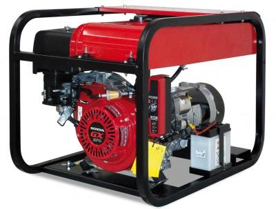 Бензиновый генератор Gesan G 5 TF H L