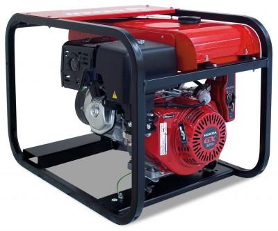 Бензиновый генератор Gesan G 6000 H L