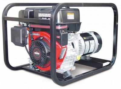 Бензиновый генератор Gesan G 7000 H L АВР