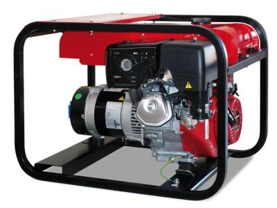Бензиновый генератор Gesan G 8000 H
