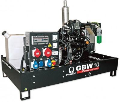 Дизельный генератор Pramac GBW 10 Y