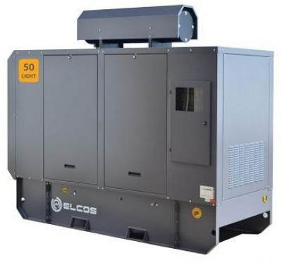 Дизельный генератор Elcos GE.AI.055/050.LT