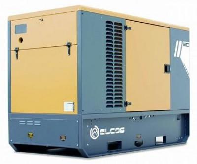 Дизельный генератор Elcos GE.AI.055/050.SS