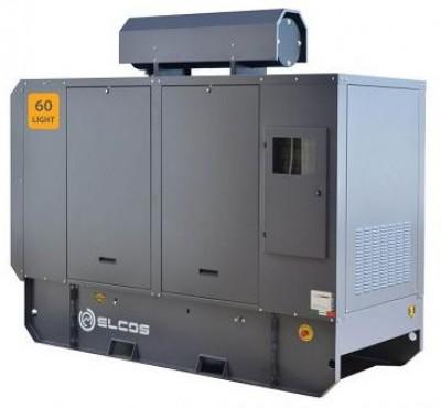 Дизельный генератор Elcos GE.AI.066/060.LT с АВР