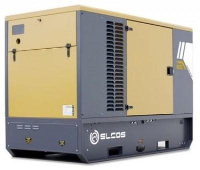 Дизельный генератор Elcos GE.AI.066/060.SS с АВР