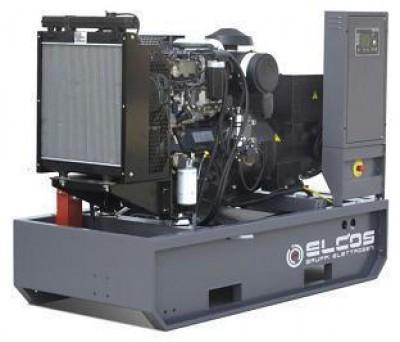 Дизельный генератор Elcos GE.AI.110/100.BF