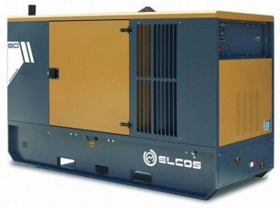 Дизельный генератор Elcos GE.AI.110/100.SS с АВР