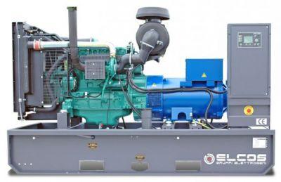 Дизельный генератор Elcos GE.JD3A.130/120.BF с АВР